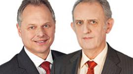 Milan Plodík a Otakar Ruml